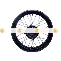 WHEEL 10″ FOR DIRT BIKE, REAR.