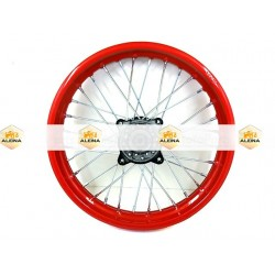 WHEEL 14″ FOR DIRT BIKE,...
