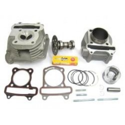 Cylinder kit GY6 88cc.52mm....