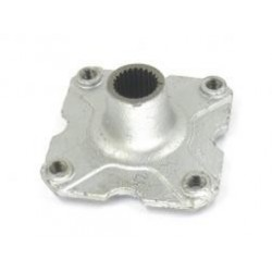 Wheel hub rear, 4 bolt,