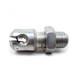 Clutch cable screw