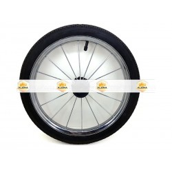 TIRE FOR STROLLER WITH RIM...