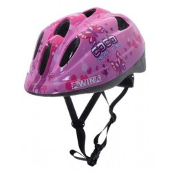 HELMET BICYCLE KID M PINK