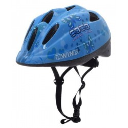 HELMET BICYCLE KID M BLUE