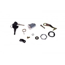 LOCK ASSY FOR AW9032 TOP CASE