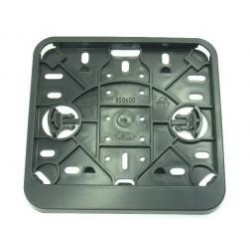 Number Plate base