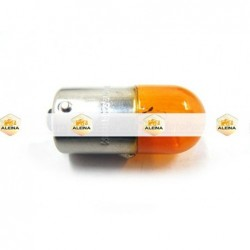 LIGHT BULB. 12V 10W ORANGE