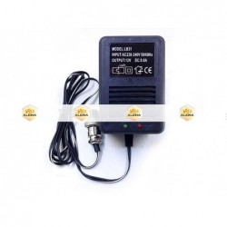 ELECTRIC CHARGER 12V 0.8A