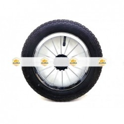 TIRE FOR STROLLER WITH RIM....